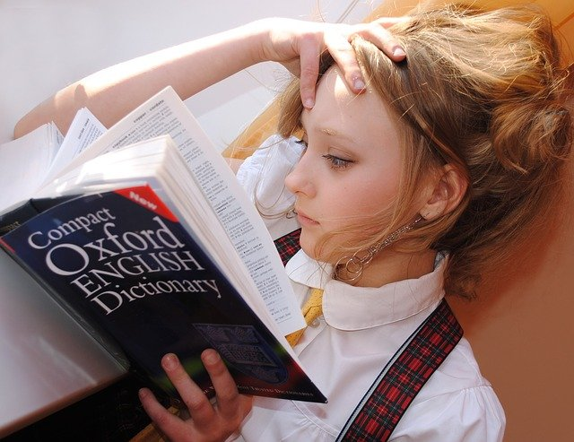 לשפר אוצר מילים באנגלית