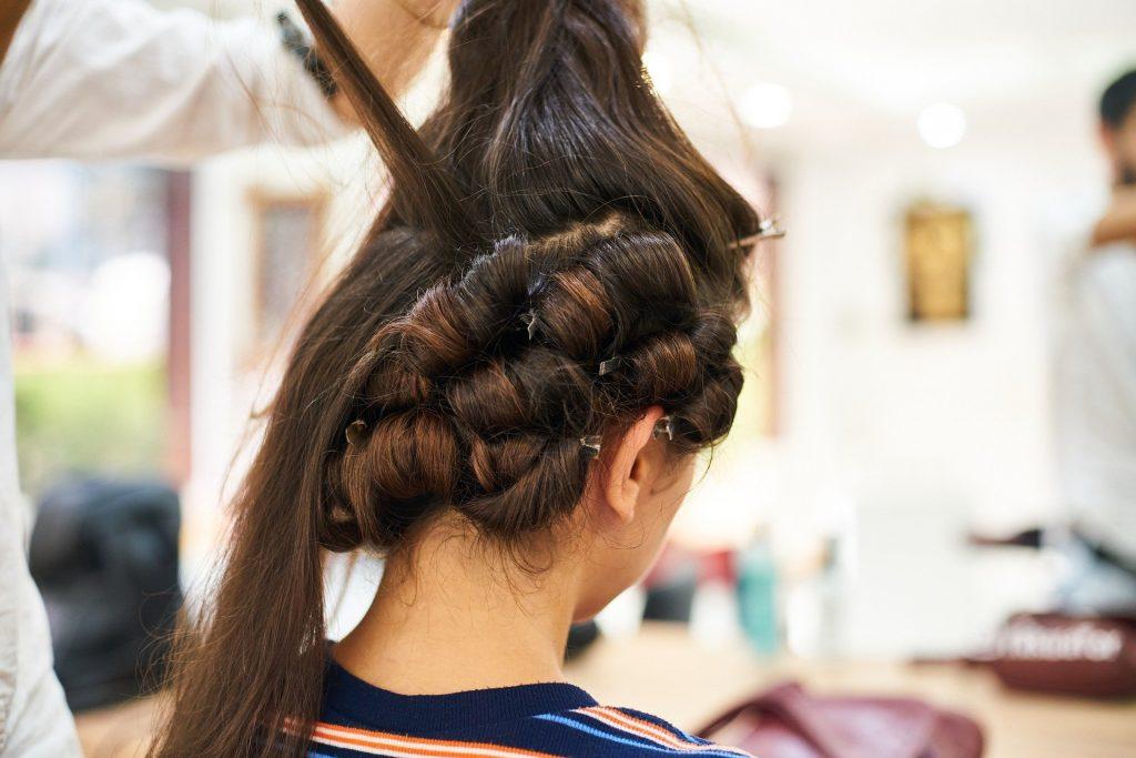 קורס תוספות שיער